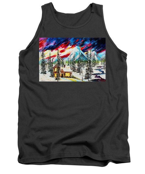 Colorful Sky Tank Top