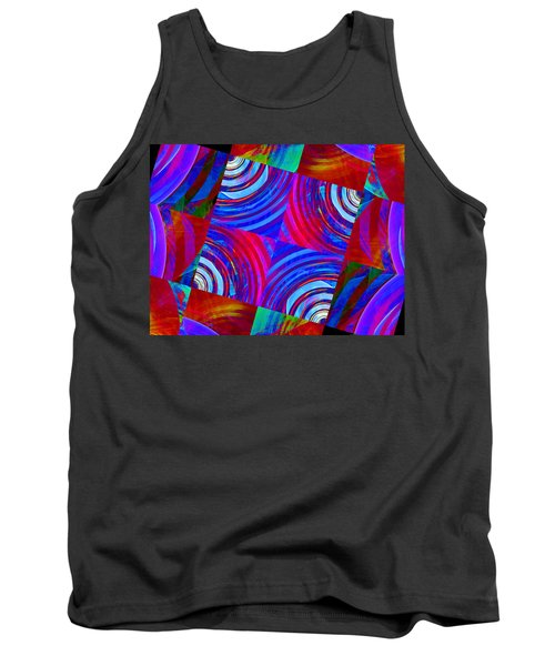 Colorful Squares Tank Top