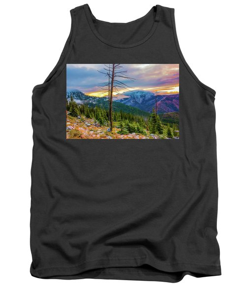 Colorfull Morning Tank Top