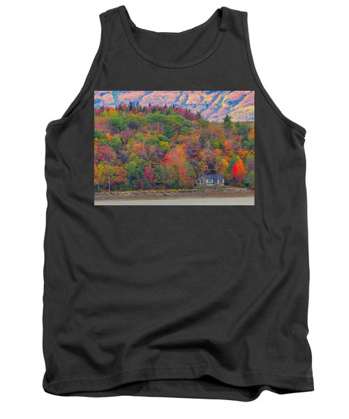 Colors In Canada Tank Top