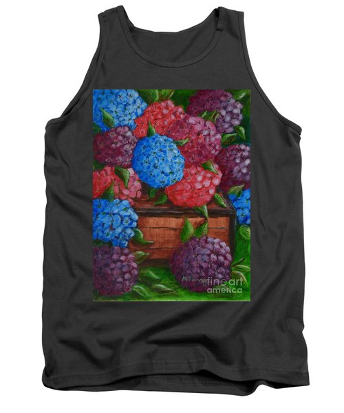 Colors Tank Top by Melvin Turner