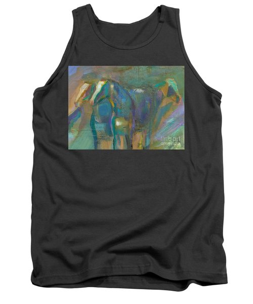Colors Of The Southwest Tank Top by Frances Marino