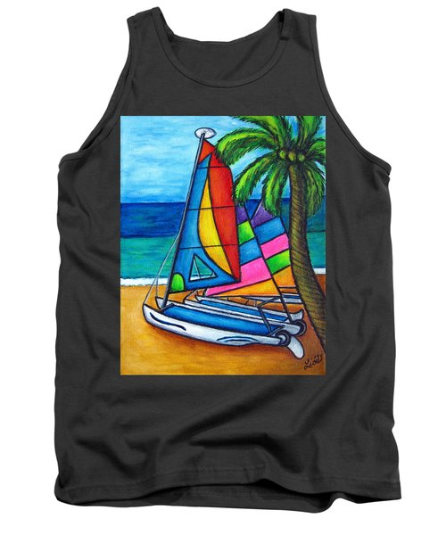 Colourful Hobby Tank Top