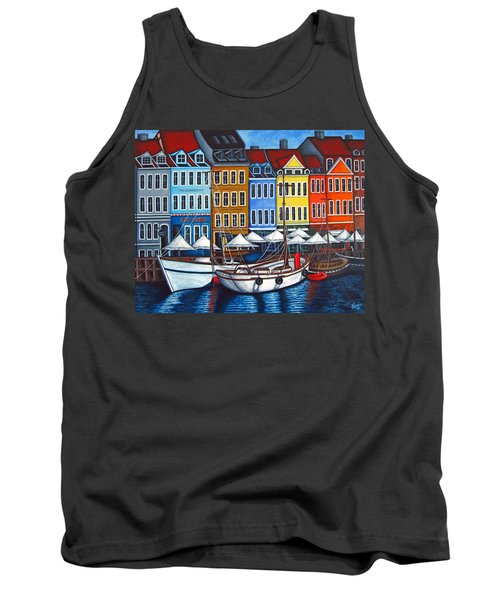 Colours Of Nyhavn Tank Top