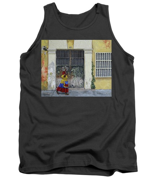 Colombia Tank Top