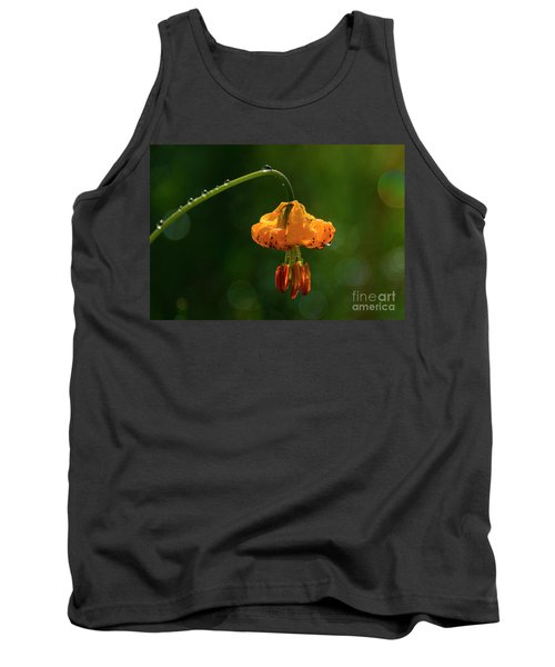 Columbia Lily With Dew Tank Top