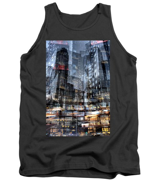 Columbus Circle Collage 1 Tank Top