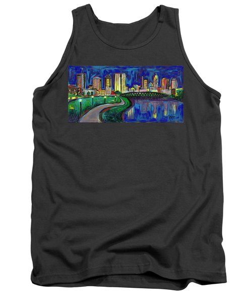 Columbus Skyline Tank Top