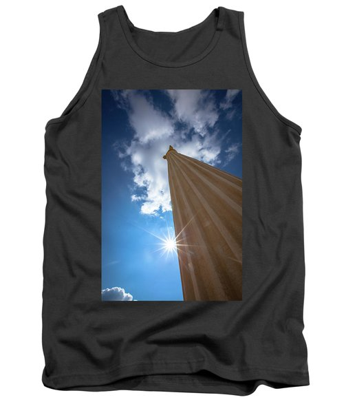 Column To Sky Tank Top