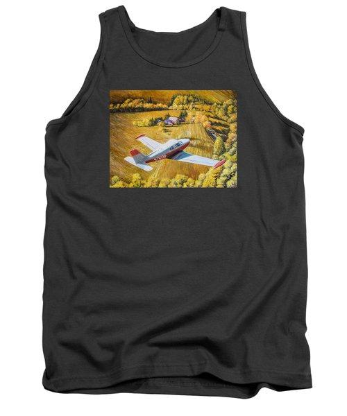 Comanche Tank Top
