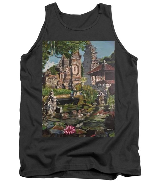 Come Into My World Tank Top by Belinda Low