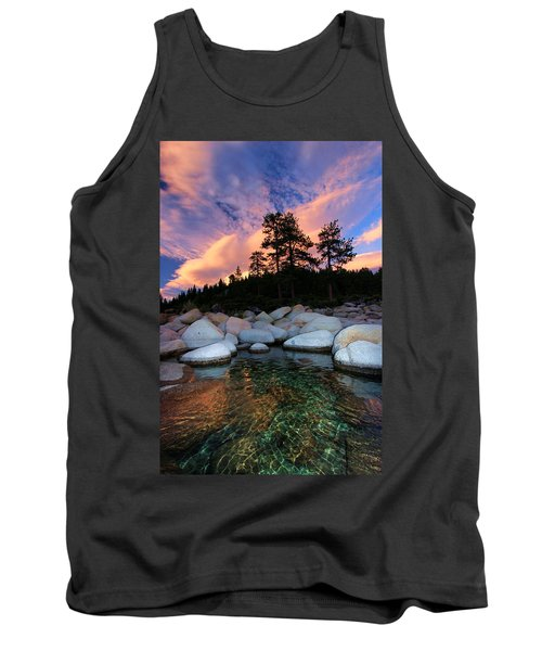 Come Into My World Tank Top