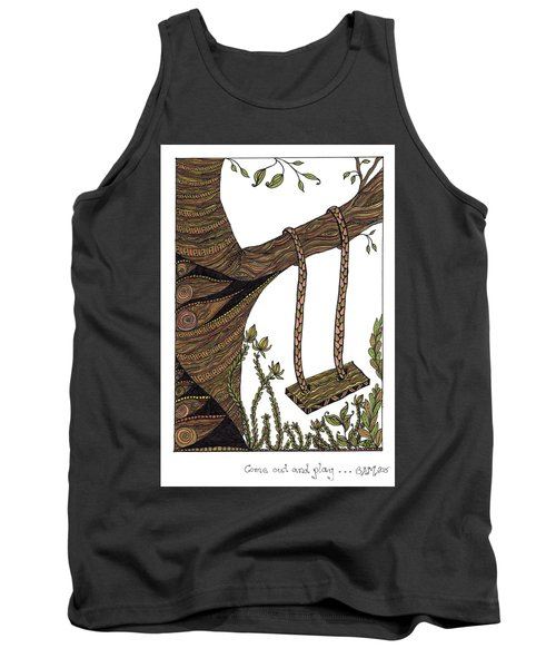 Come Out And Play Tank Top