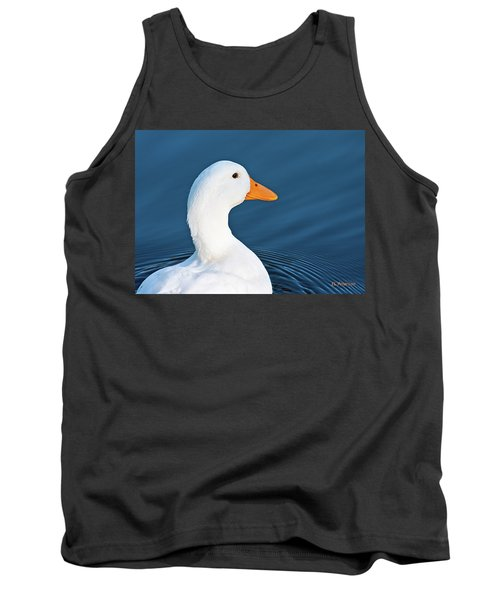 Come Swim With Me Tank Top