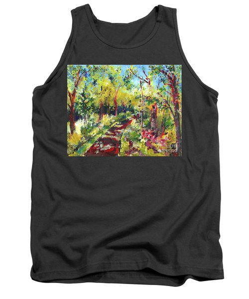 Come With Me Tank Top