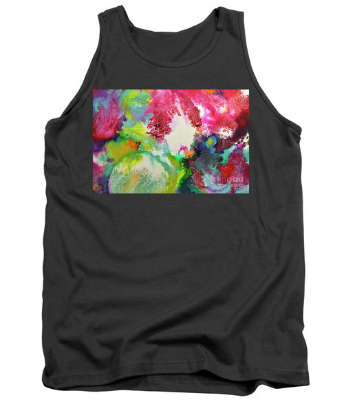 Coming Alive 3 Tank Top