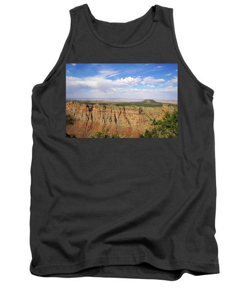 Coming To The End Tank Top