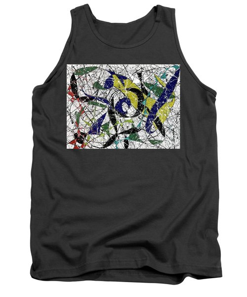 Composition #19 Tank Top