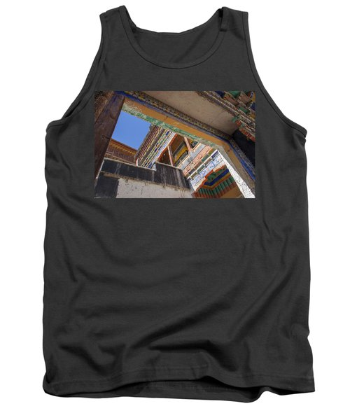 Composition 1, Thiksey, 2005 Tank Top