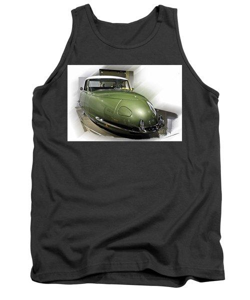 Concept Car 1 Tank Top