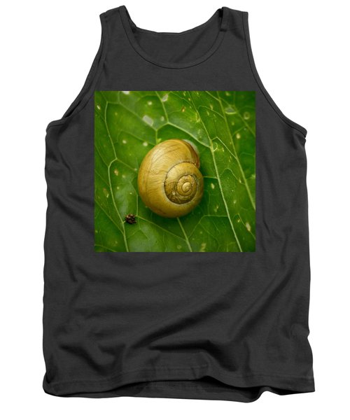 Tank Top featuring the photograph Conch by Jouko Lehto