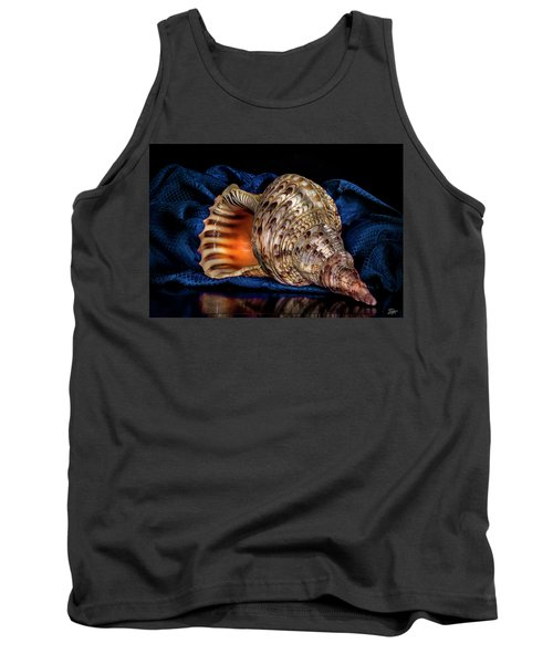 Conch Shell Tank Top