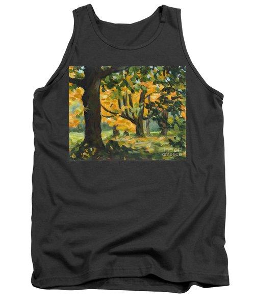 Concord Fall Trees Tank Top