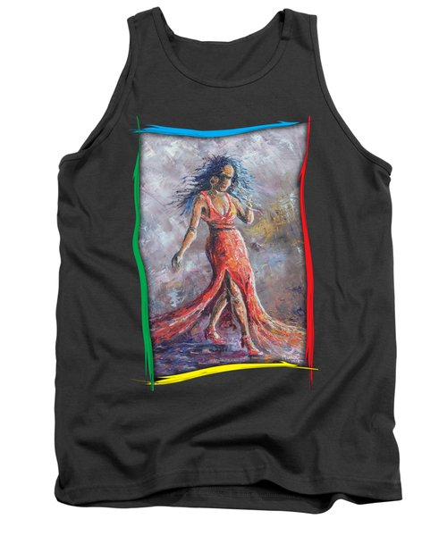Confident Gait Tank Top