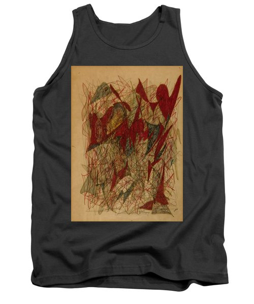 Conglomerate Synthesis  Tank Top