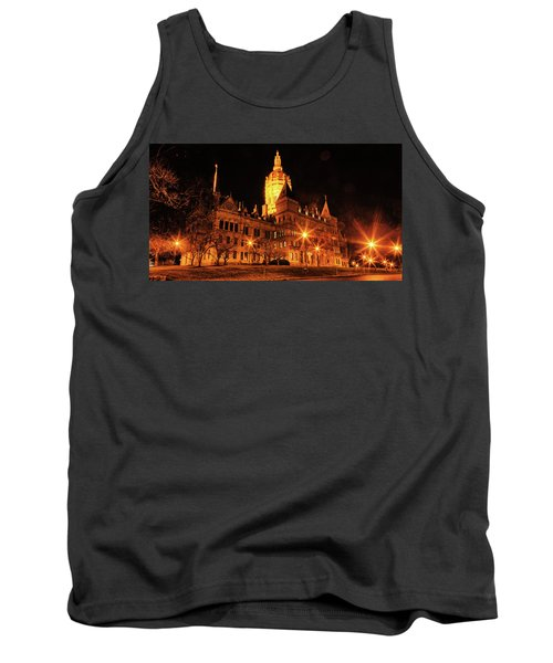 Connecticut State Capitol Tank Top