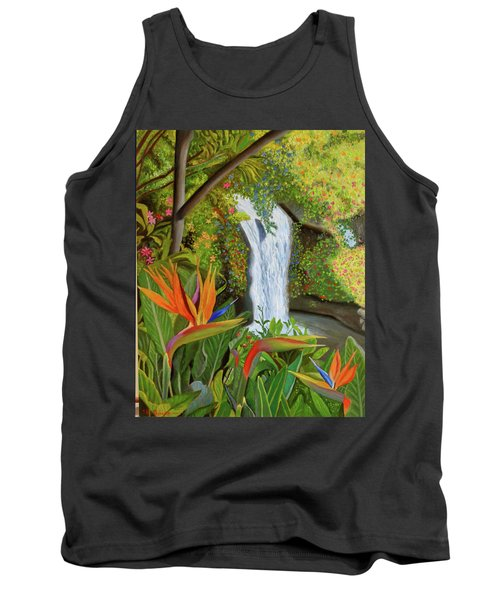 Conquest Of Paradise Tank Top