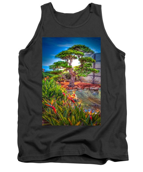 Consciousness Waves And Then Matters Tank Top