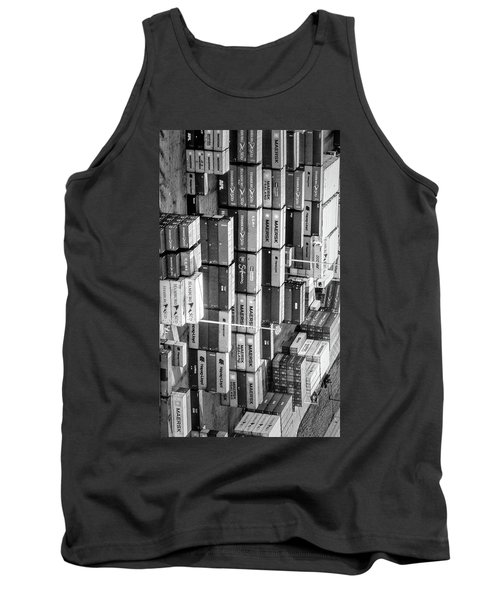 Container Library Tank Top
