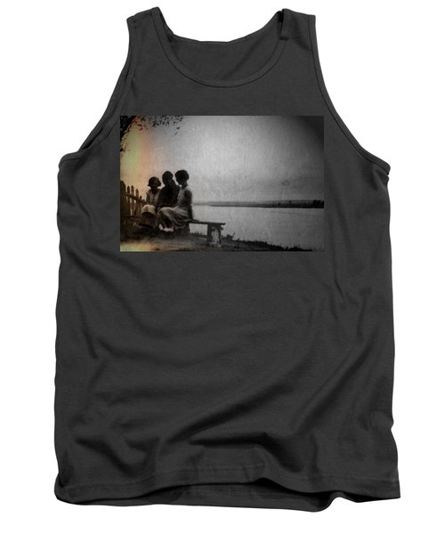 Converse Tank Top by Mark Ross