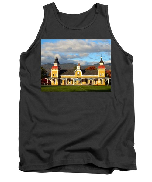 Conway Scenic Railroad 1 Tank Top