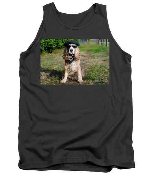 Cool Dog Tank Top