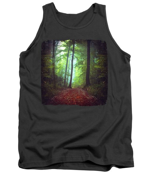 Cool Forest Tank Top
