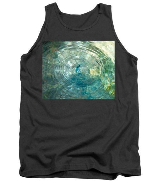 Cool Water Tank Top
