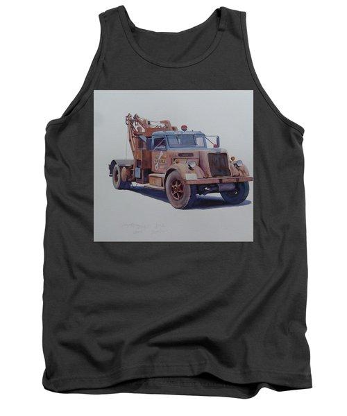 Corbyn Wrecker. Tank Top by Mike  Jeffries