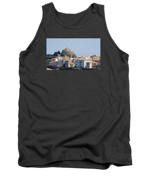 Corfu Old Fortress Tank Top
