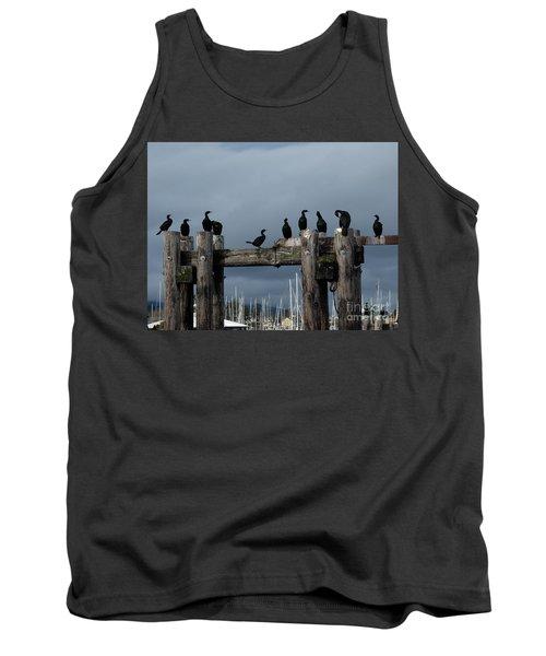 Cormorants Tank Top