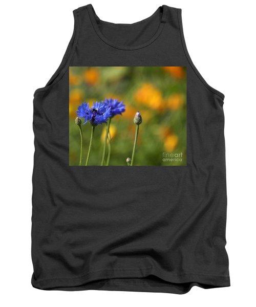 Cornflowers -2- Tank Top