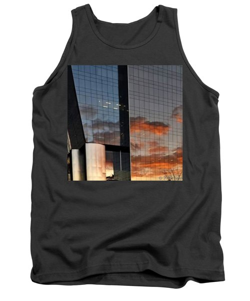 #corporative #architecture At Dusk Tank Top