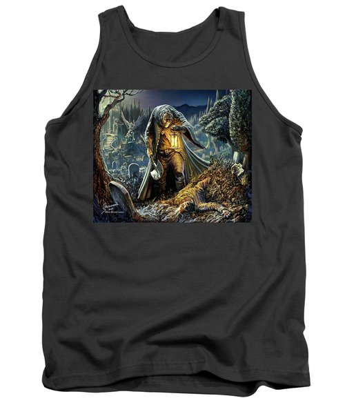 Corpse Taker Tank Top