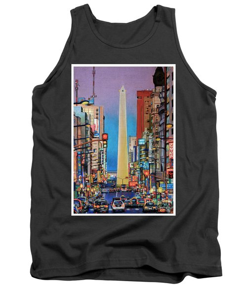Corrientes Avenue Tank Top