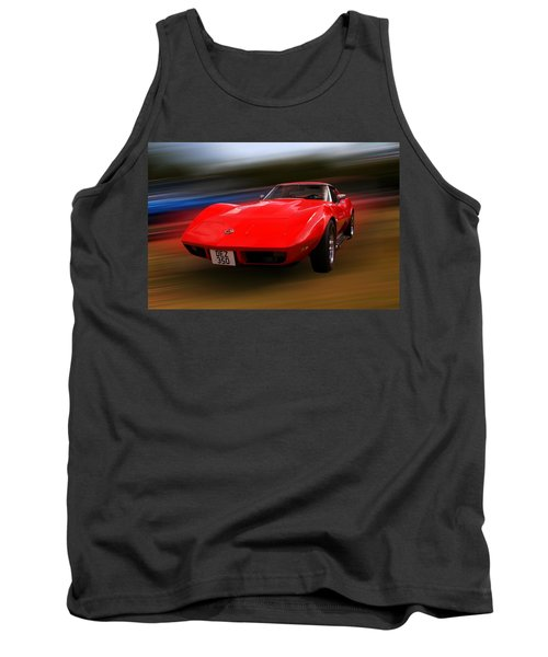 Corvette Stingray Tank Top