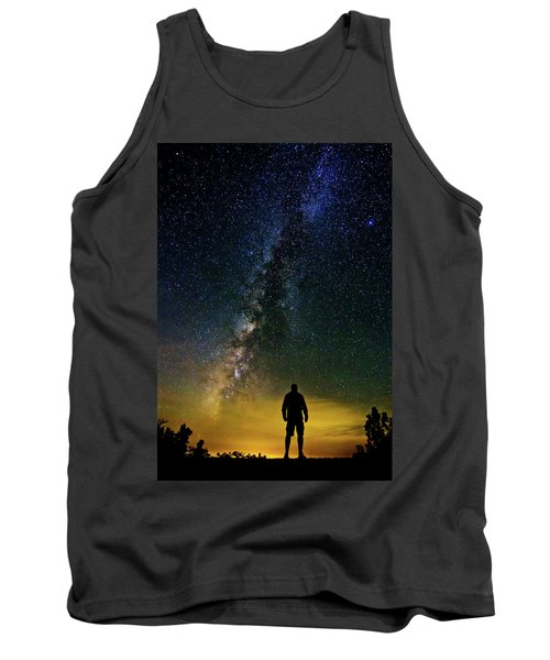 Cosmic Contemplation Tank Top