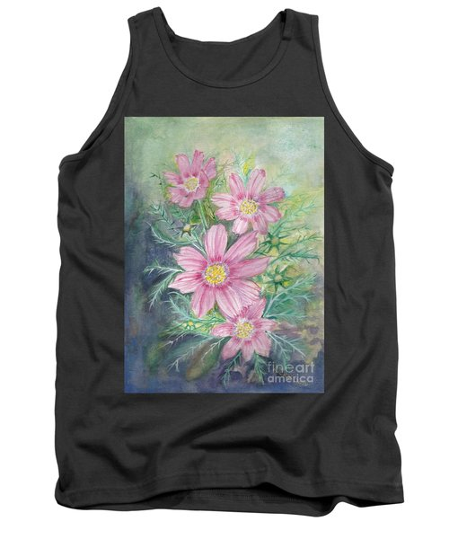 Cosmos - Painting Tank Top