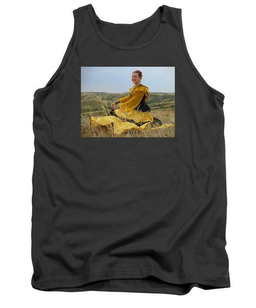 Cossack Young Lady Tank Top