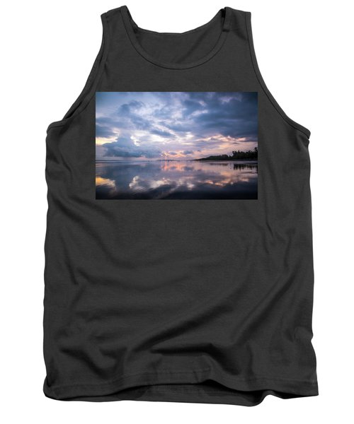 Tank Top featuring the photograph Costa Rican Sunset by David Morefield